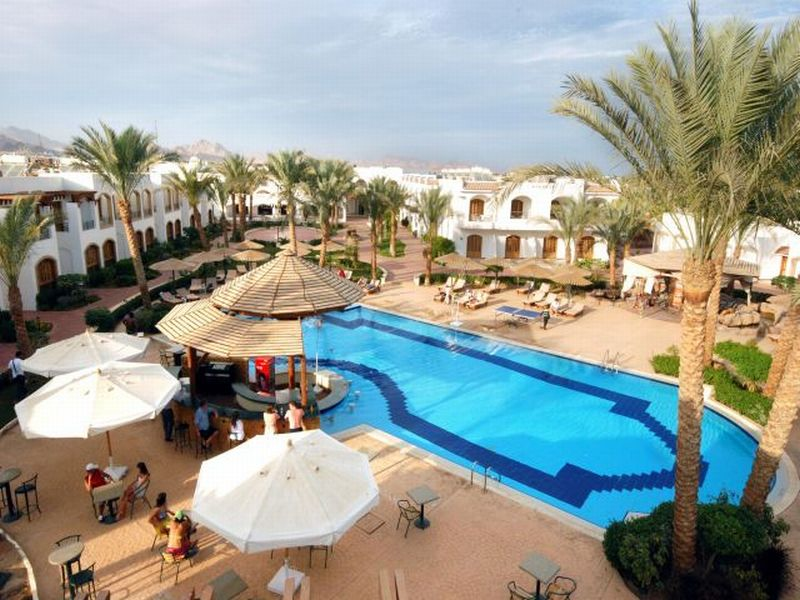 NOVOTEL SHARM EL SHEIKH PALM RESORT