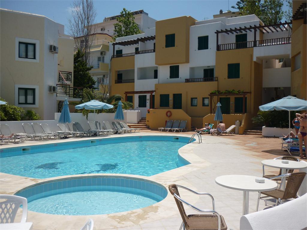 Porto Greco Village Beach (Ex Elmi Suites)