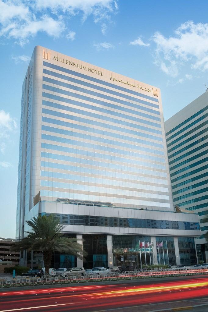 CORNICHE HOTEL ABU DHABI (EX. MILLENNIUM CORNICHE)