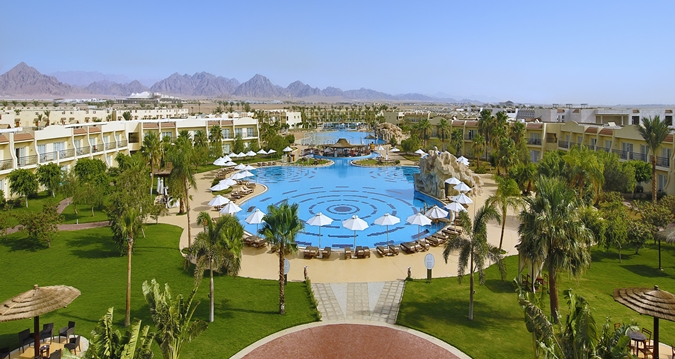 HILTON SHARM SHARKS BAY RESORT