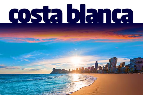 COSTA BLANCA - PROGRAM SOCIAL Toamna 2018 / Primavara 2019