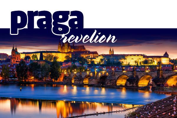 PRAGA - REVELION 2019 Hotel 3 stele