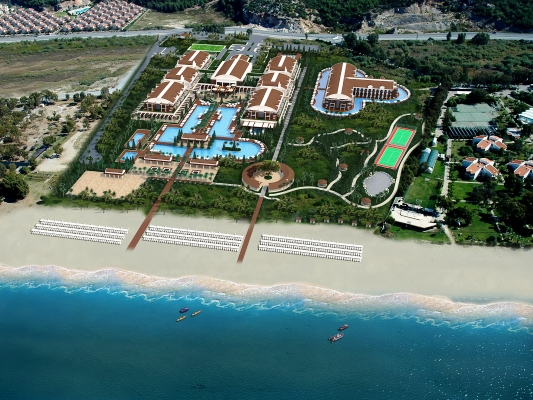 KORUMAR EPHESUS BEACH & SPA RESORT HOTEL