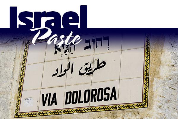 ISRAEL – SFINTELE SARBATORI PASCALE 2018