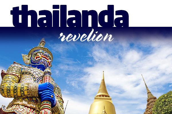 THAILANDA - PATTAYA SI BANGKOK: REVELION 2019