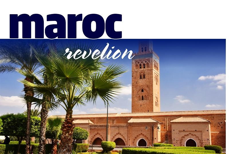 MAROC - REVELION DE LA ATLANTIC LA ATLAS