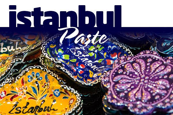ISTANBUL PASTE 2019 IN INIMA BOSFORULUI