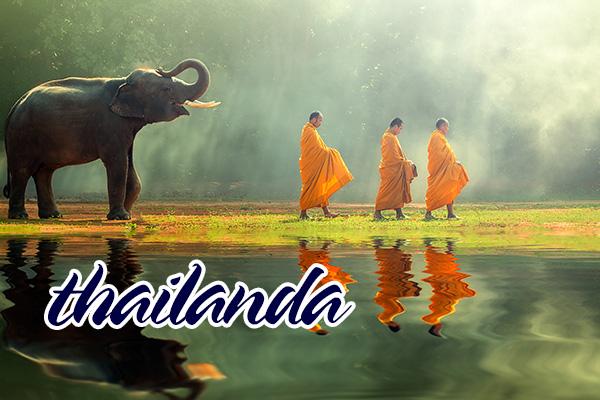 THAILANDA: CIVILIZATIE, TRADITII SI PLAJA