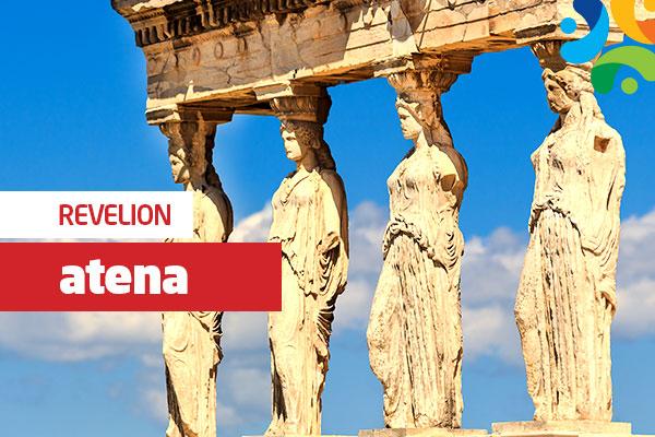 ATENA REVELION 2020 IN CAPITALA MASLINILOR - Hotel 4 Stele