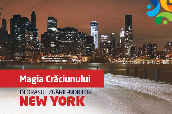 CRACIUN MAGIC IN ORASUL ZGARIE-NORILOR - Hotel in Long Island City